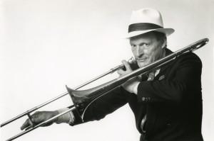 Bryan & trombone