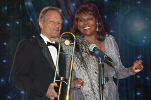 Bryan Gould & Denise Perrier