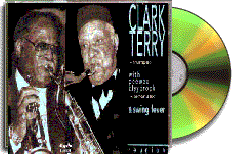 Clark Terry with pee wee claybrock
