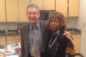 Tony & Ernestine Anderson